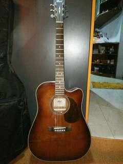 Gitar Akustik Electric Cort MR 500 E