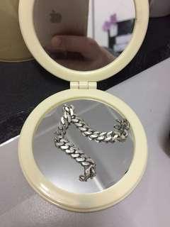 gelang silver for kanak2 bawah 3tahun