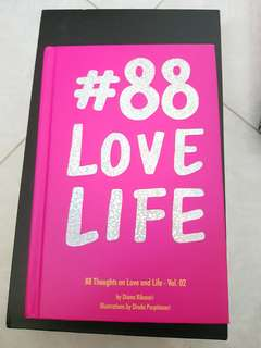 88 Love Life Vol 2 by Diana Rikasari