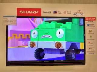 Sharp LED