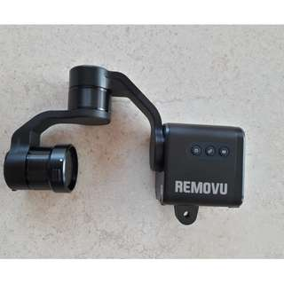 Video Stabilizer - Removu S1 Gimble for GoPro 4/5