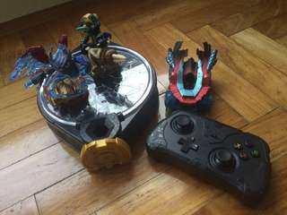 Skylanders Superchargers Starter Set (for Tablet)