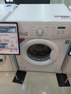 Mesin cuci LG 8kg Frontloading