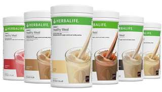 Herbalife Formula 1 Nutritious Mixed Soy Powder Drink