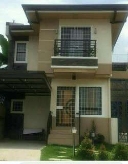 Pre selling single attached house and lot capitol park homes caloocan
