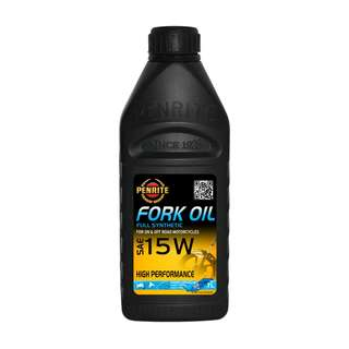 MC FORK OIL 15 (FULL SYNTHETIC) 1L SAE 15W
