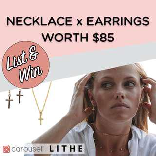 CAROUSELL x LITHE GIVEAWAY
