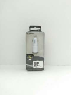🚚 Capdase Dual USB Car Charger 3.4Amp
