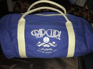 Ripcurl Overnight / Gym / Duffel Bag [mint condition]