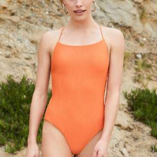 LA Hearts One Piece Swimwear
