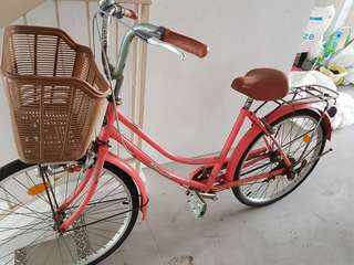 Aleoca Ladies bike