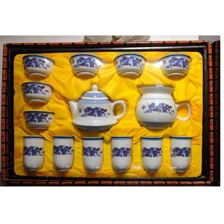 Chinese Tea Set (#105)