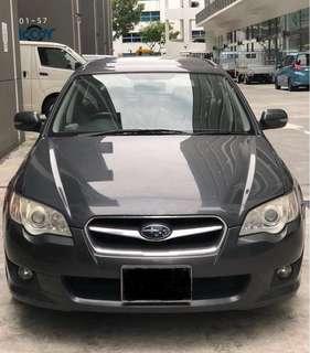 Subaru LEGACY WAGON Flash Deal!* Grab Friendly*