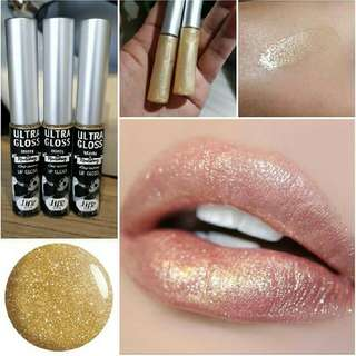 Ultra Gloss in Gold (lipz diva)