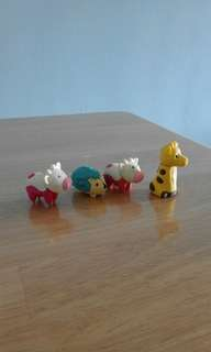 Erasers (Animals)