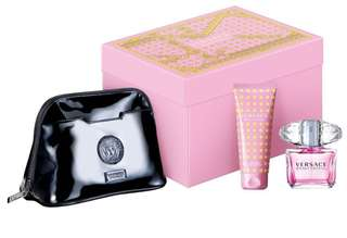 Versace Bright Crystal 3-Pc Gift Set