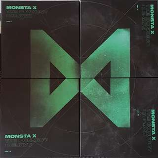 Monsta X The Connect 淨專