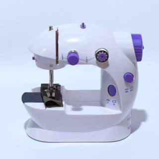 *Ready Stocks, Free Shipping* Mini Portable Sewing Machine