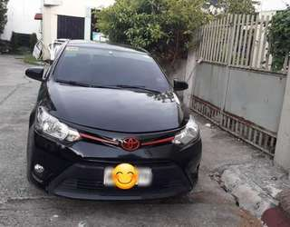 Black vios for rent