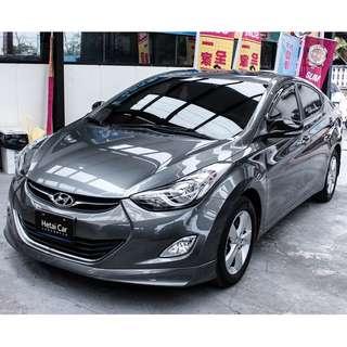 2012 Hyundai Elantra 1.8 鐵灰