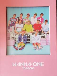 Wanna One To Be One 淨專