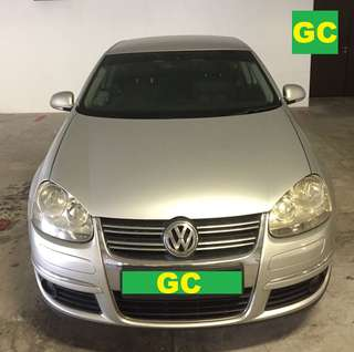 Volkswagen Jetta PROMO RENTAL CHEAPEST RENT FOR Grab/Ryde/Personal