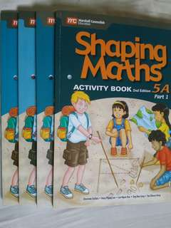 All for $4. Shaping maths Primary 5