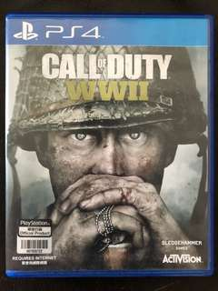 Call of Duty (COD) WW2 PS4