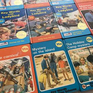 Ladybird Books - Key Words with Peter and Jane