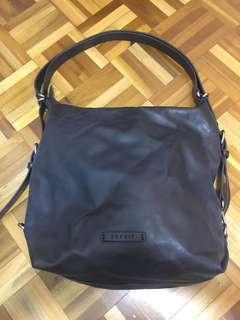 Esprit實用女拉鍊袋handbag