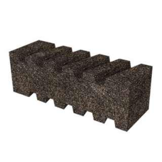 DYNATEC Abrasive Rubbing Brick Without Handle ( 100% Made in USA )