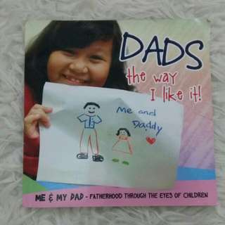 [Beli/Barter] Full Inggris ~ Buku Dads The Way I Like It!