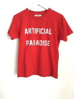"Neighborhood x FUCT ""Artificial Paradise"" T-Shirt"