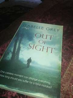 Out of Sight by Isabelle Grey
