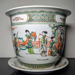 Vas Antique China