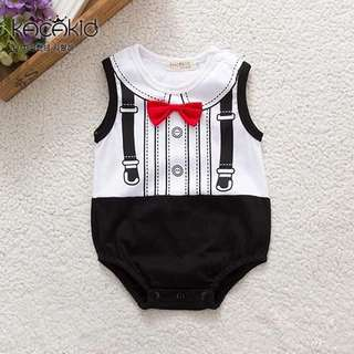 KACA Kid Mr Right Baby Romper