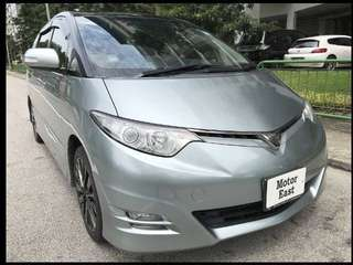 Toyota Estima 2.4 Auto Aeras S