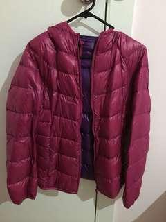 Uniqclo pink jacket
