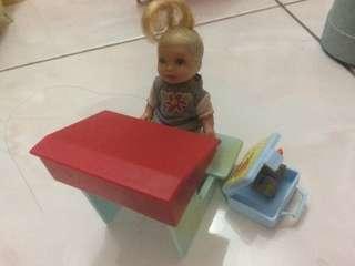 BABY BARBIE