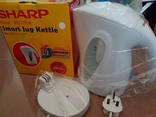 Sharp Smart Jug Kettle