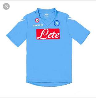 Napoli 2014/15 Vintage jersey. Italy.
