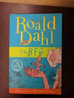 Doald Dahl小朋友英文書