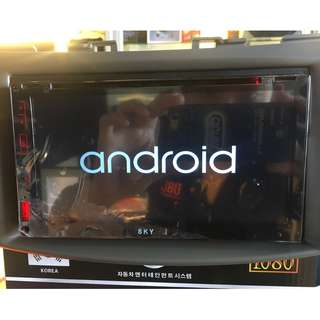 Android DVD Player CD/DVD/USB/ANDROID/BLUETOOTH/TOUCHSCREEN