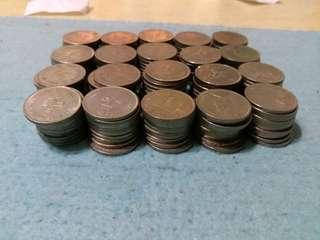 香港 英女皇 一元 200個