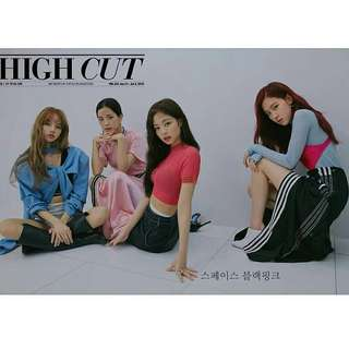 HIGHCUT VOL.224 - BLACKPINK COVER