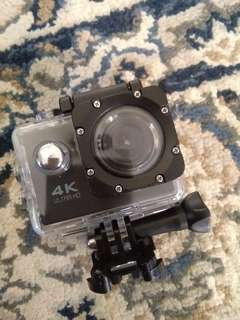 Waterproof ActionCam