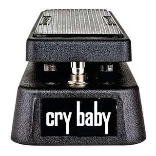 Jim Dunlop GCB95 Cry Baby Original Wah Guitar Effects Pedal
