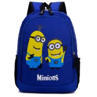 Minions School Kid School Bag