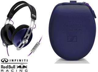 Sennheiser Momentum Over Ear Infiniti Redbull racing Limited edition
