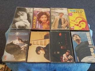 Cassette tape  $10 each